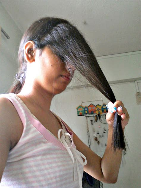 how to keep your hair behind your back a more fabulous you how to cut your hair at home