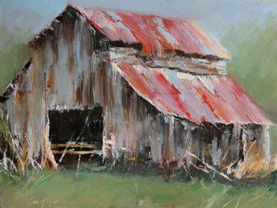 barn farm paintings farm art farmhouse art