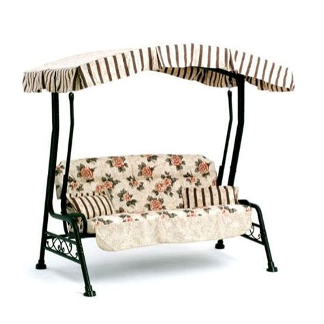 walmart swing cushion replacement walmart southern gentry 3 seat swing replacement canopy