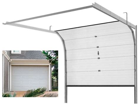 On Track Overhead Doors 25 Best Ideas About Garage Door Track On The Idea Door Interior Barn Doors And