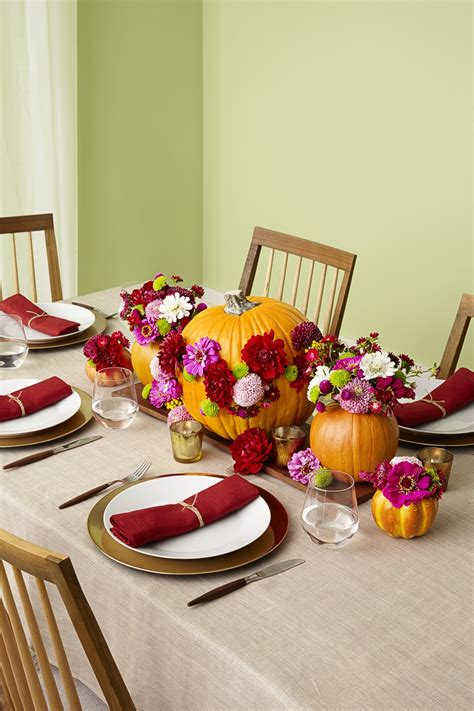 33 fall and thanksgiving centerpieces diy ideas for fall table decorations