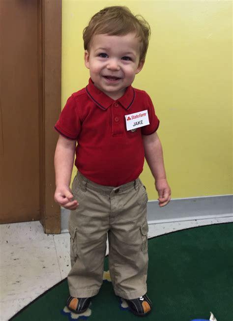 best toddler boy ideas jake from state farm toddler boy diy costume pumpkin time boy