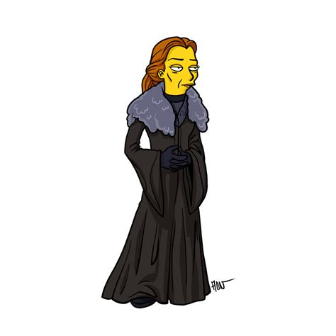 Simpsons Of Thrones by Of Thrones Gets Simpsons Ized Screen Invasionscreen