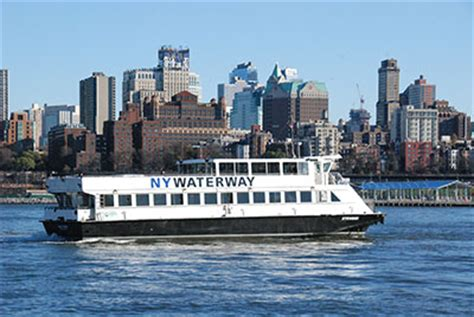 ferry to ny boat show ny waterway marks birth of private ferry revival workboat