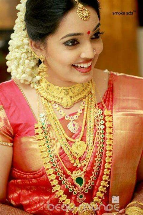 simple hairstyles at home in tamil bridal set collection gold jewellery kerala google