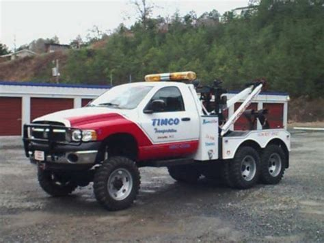 dodge wrecker dodge wrecker with tandem duals 6x6 in the world by