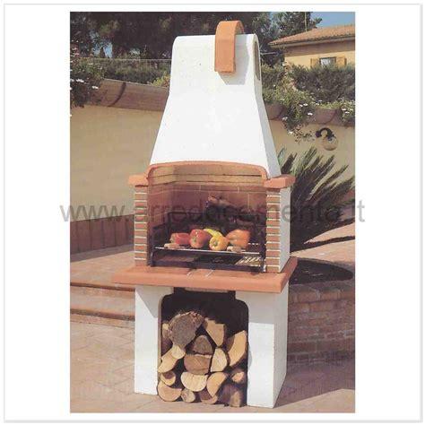 forni e barbecue da giardino in muratura barbecue a legna in muratura cile cm80x70x200h in cemento