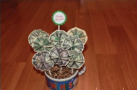 Easy Dollar Bill Origami Flower - money origami flower edition 10 different ways to fold a