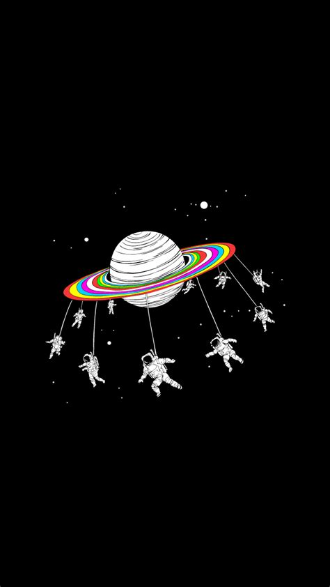 best space iphone wallpaper download