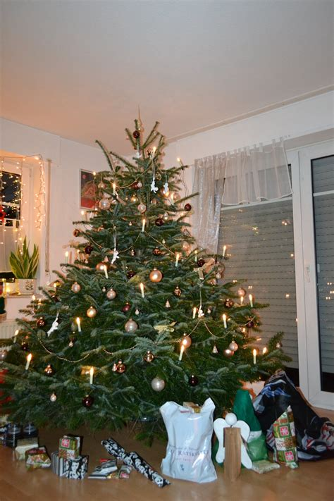 weihnachtsbaum echt geschm 252 ckt my blog