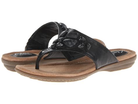 clarks sandals for womens on clearance clearance clarks womens roya flip flop sandals black