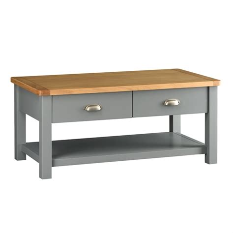 stanton grey coffee table including free delivery 1042
