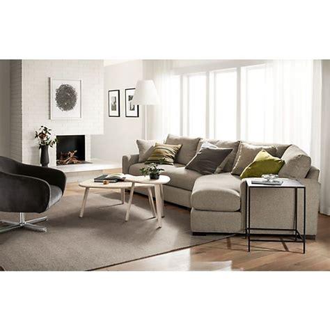 watson sofa room and board room and board modern sectional sofa sofa menzilperde net