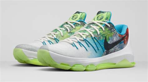 imagenes de tenis nike kevin durant here s a detailed look at the n7 nike kd 8s sole collector