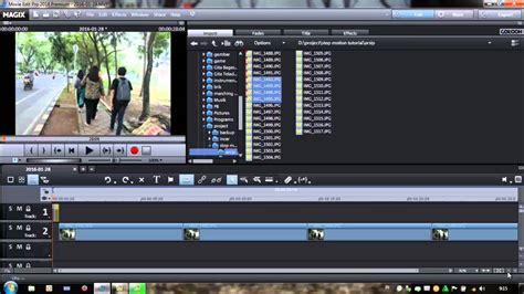 tutorial windows movie maker stop motion tutorial stop motion dengan magix movie edit pro 2014