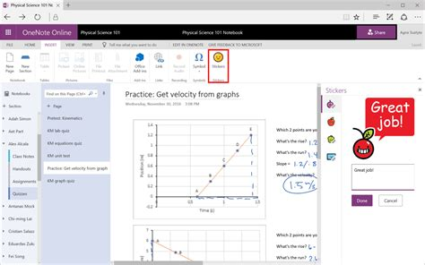 microsoft onenote onenote class notebook adds lms assignment and grade