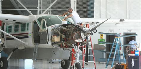 aviation industry on qualified maintenance