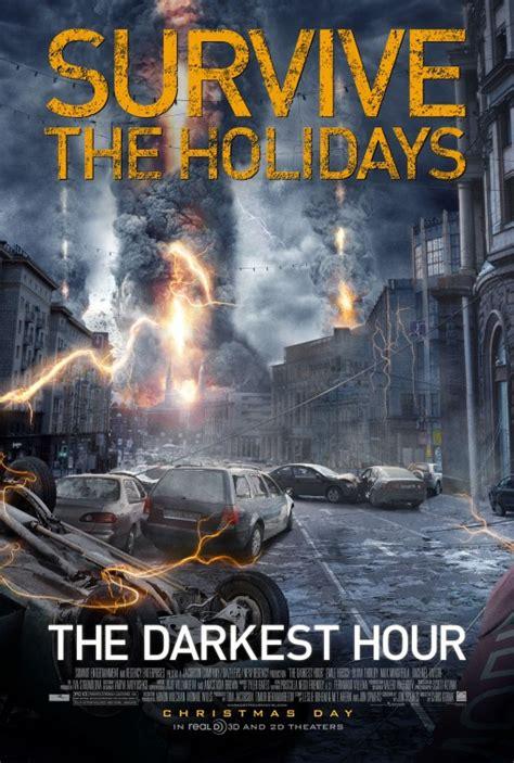 darkest hour awards the darkest hour movie poster 4 of 4 imp awards