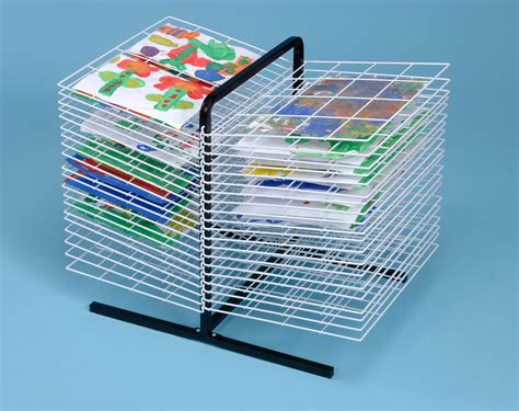 Classroom Drying Rack by Desk Top Drying Racks Educational Supplies