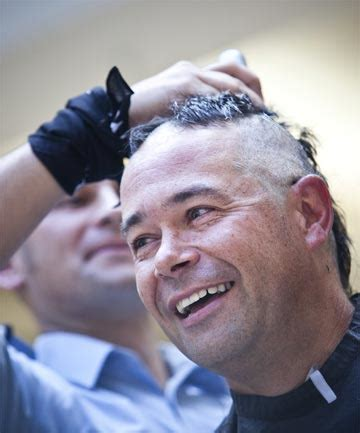 officer haircut police a cut above the rest stuff co nz