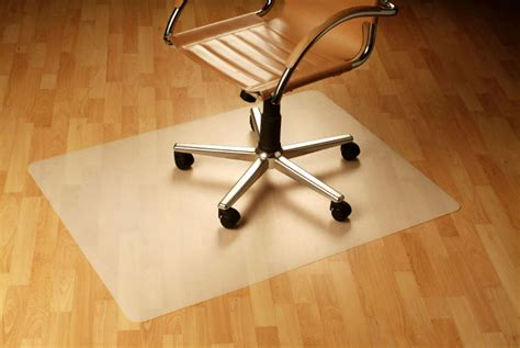 Desk Plastic Mat Protect Wood Floors From Furniture Furniture Design Ideas