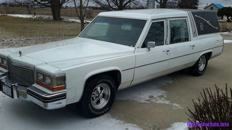 funeral coach for sale 1980 cadillac superior crown hearse hearse for sale