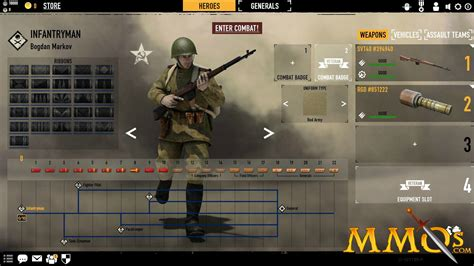 Armchair Generals Heroes Amp Generals Game Review Mmos Com