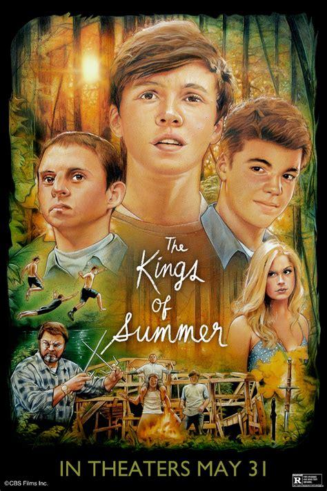 kings of summer cbs films the kings of summer