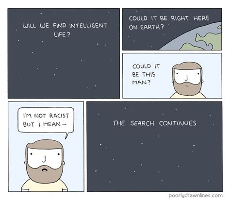 The Search Continues by Poorly Lines Intelligent