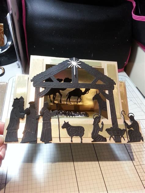 154 best opus cutting system images on pinterest short 154 best images about cards christmas nativity cutting