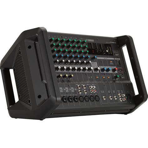 Mixer Power Mixer yamaha emx 5 12 input powered mixer emx5 b h photo