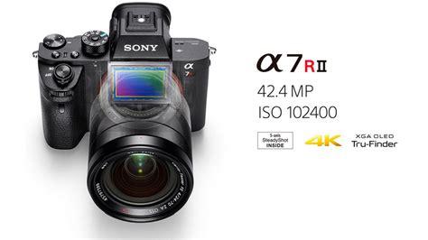 Dan Spesifikasi Kamera Sony A7r Ii kamera dslr dan mirrorless terbaik 2015 ala infofotografi