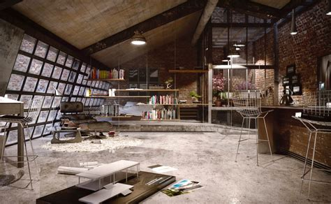Industrial Loft 40 lofts qui vont vous rendre dingue de jalousie deco