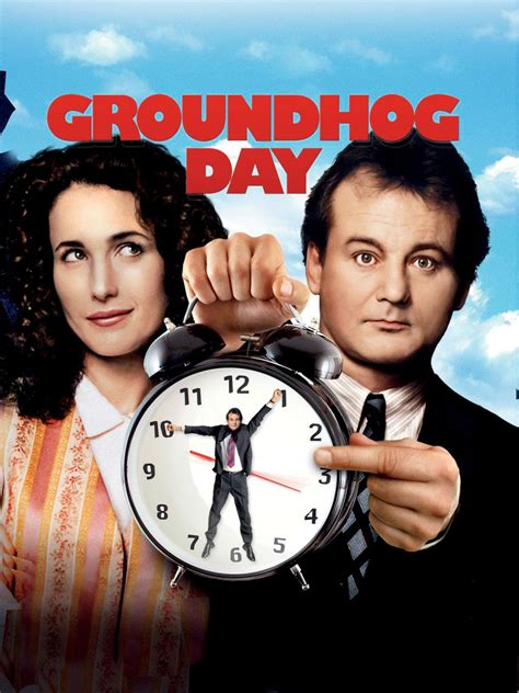 groundhog day on tv groundhog day montage cable network