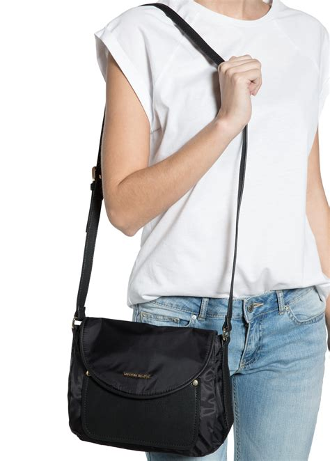 Mang0 Prime Sling Bag mango flap sling bag 2 colours 11street malaysia messenger sling bags