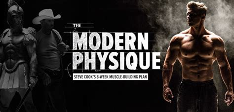aesthetic physique wallpaper modern physique steve cook s 8 week training plan