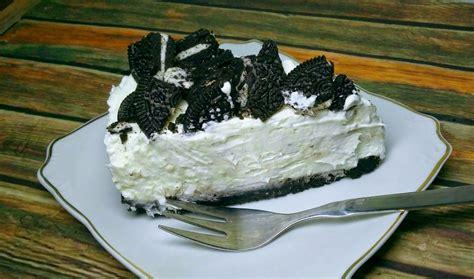 cara membuat oreo cheese cake ncc resep masakan kue resep cara membuat no bake oreo
