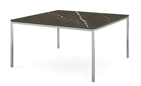 Knoll Dining Tables Florence Knoll Square Dining Table Hivemodern