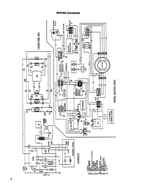 generac generator wiring diagram wiring diagram and