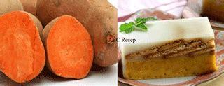 resep mudah membuat puding ubi jalar yang paling enak cara membuat puding ubi jalar abc resep