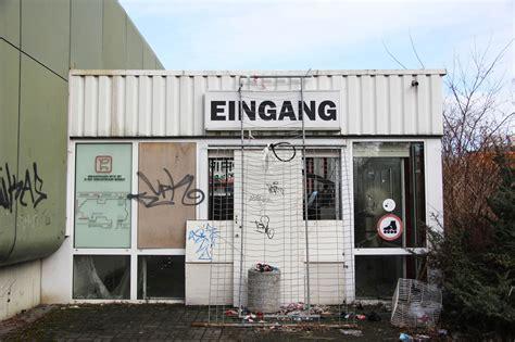 berliner shops einkaufszentrum cit 233 foch an abandoned shopping centre