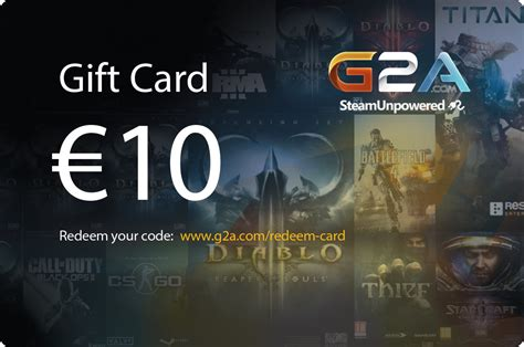 Steam Gift Card 10 - g2a steam unpowered part 2