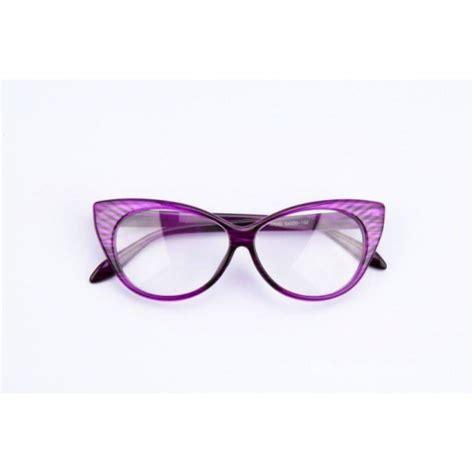 Cat Eye Lens Glasses clear lens cat glasses
