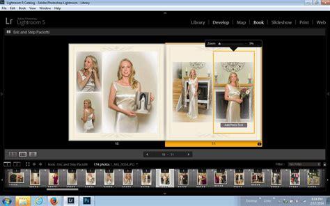 Wedding Album Design In Lightroom by 187 Create A Stunning Wedding Album Blurb Book Using