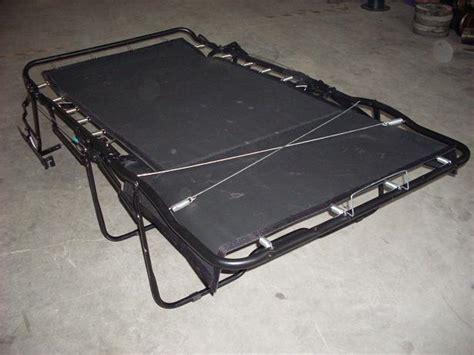 folding sofa bed frame leggett platt folding sofa bed frame of different size
