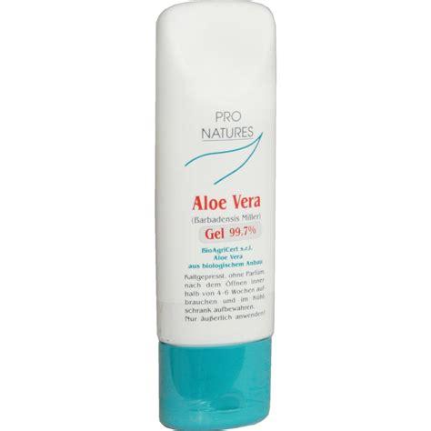 Sho Natur Aloe Vera aloe vera 100 pur pro natur gel 06159670 nach der