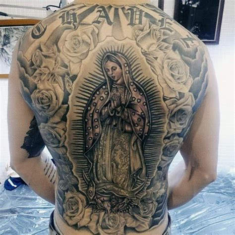 guadalupe tattoo 50 guadalupe designs for blessed