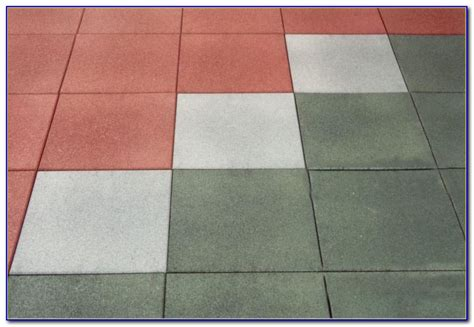 Rubber Deck Tiles Uk by Outdoor Rubber Tiles For Patio Uk Page Home