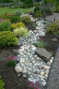river landscaping river bed landscaping garden