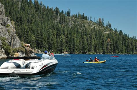 boat ride on lake tahoe action watersports